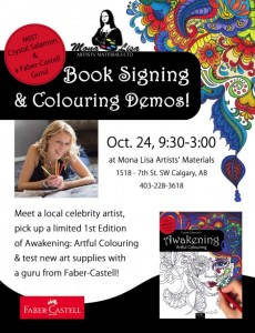 Crystal Salamon Book Signing