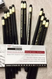 Tombow Drawing Pencil
